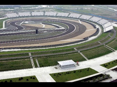 Top 20 Motor Racing Venues with the Most Capacity
