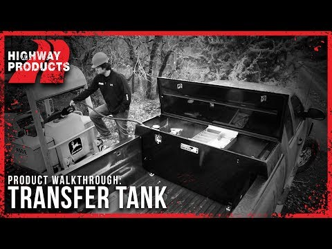 Highway Products | Transfer Tanks