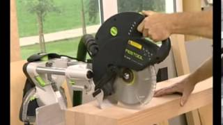Festool Kapex Ks 120 The Worlds Best Sliding Compound Mitre Saw