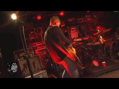 Kings Of Leon LIVE Red Bull Sound Space