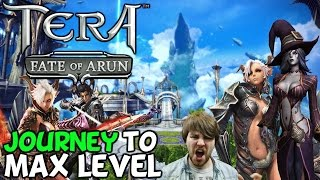 """TERA: Journey To Level Cap Episode 4 """"A Bit Of PeonRage"""""""
