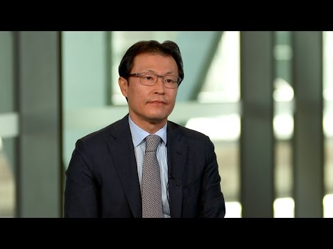 Infrastructure investment in Korea