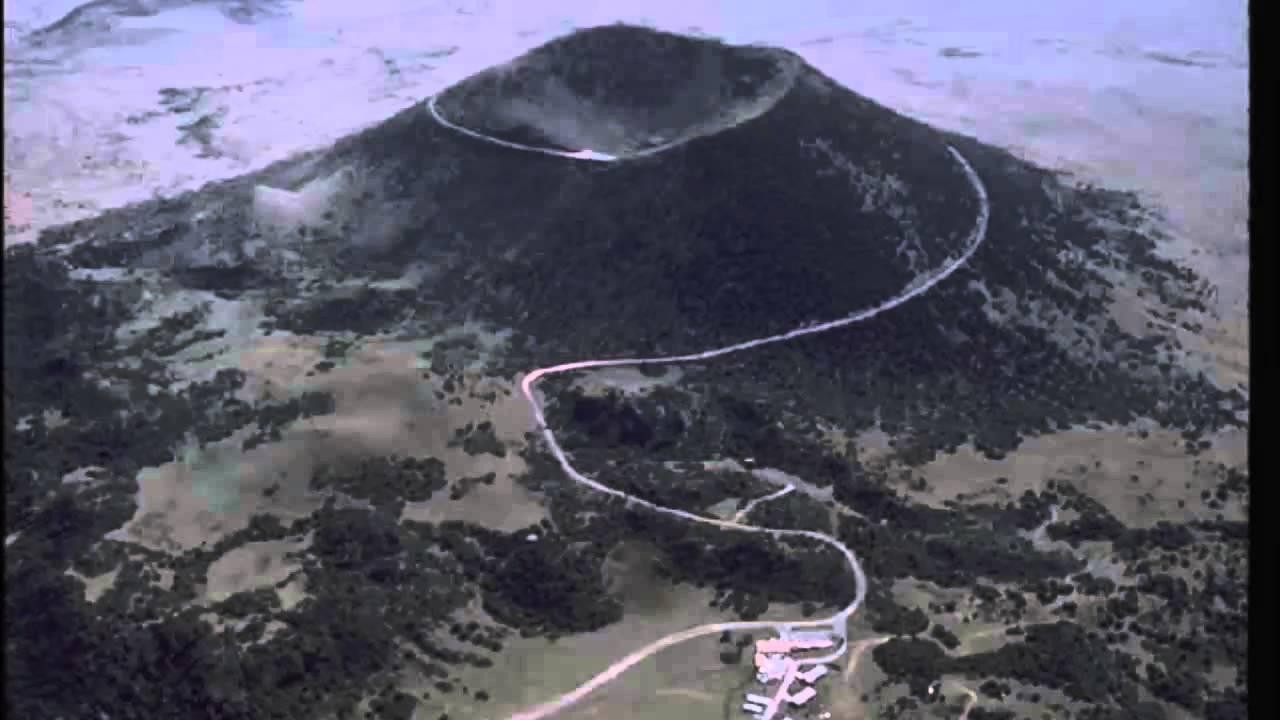 Capulin Volcano Youtube