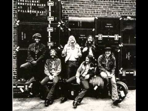 Done Somebody Wrong - The Allman Brother Band Live at Fillmore East