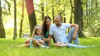 Сергей + Елена = Анечка. Family video( Семейное видео) Производство Andrianov Film