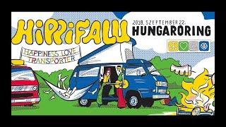 Volkswagen-találkozó 2018: Hippifalu