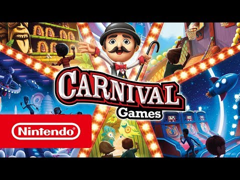 Carnival Games - Trailer (Nintendo Switch)