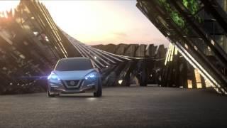 Nissan Sway Concept 2015 Videos