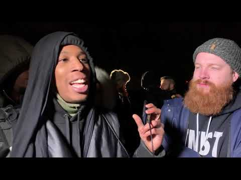 RASPECT AND RAJ CONFRONT EACH OTHER OVER ONLINE ISSUES - speakers corner 27/1/19