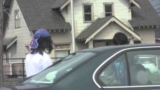 Selling Crack Rocks in Da Hood Prank!!