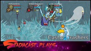 StadiaCast Plays Live - Castle Crashers (Nintendo Switch)