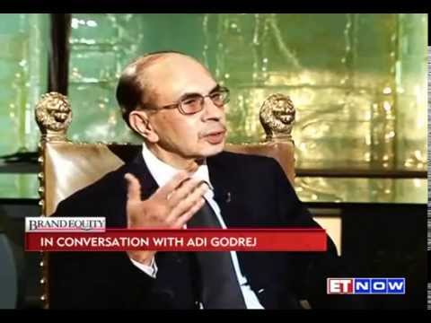 Adi Godrej's interview with Brand Equity