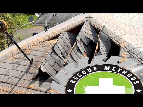 Ladder Ops Hip Roof Ventilation Youtube