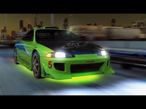 CSR 2 | Fast & Furious | Final Fury | Mitsubishi Eclipse