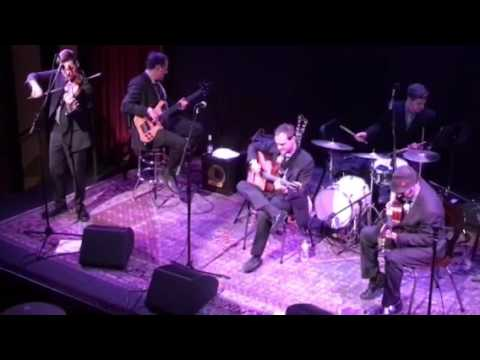 Occidental Gypsy at Old Town School of Folk Music Chicago