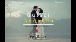 (COVER INDIA ) GULABI AANKHEN - FILDAN