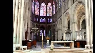 Visite de la cathédrale de Troyes