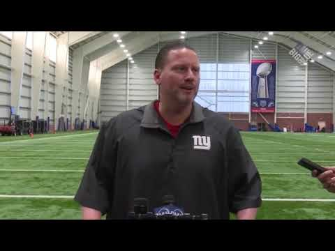 Ben McAdoo Address the Media on QB Change looking forward for Next Season