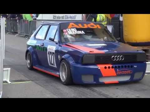 Missen Wilhams  Dino Pelladoni Audi 50 16 V