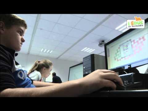 L'éduc de Normandie en classe de mathématiques