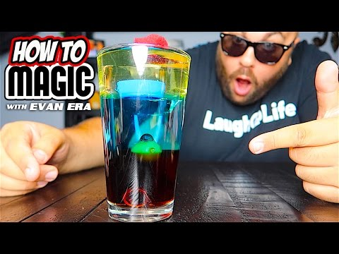 Thumbnail: 10 AMAZING Magic Tricks You Can Do At Home!