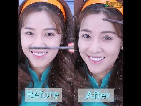 Puka review trọn bộ make up tại Nông Trại Làm Đẹp