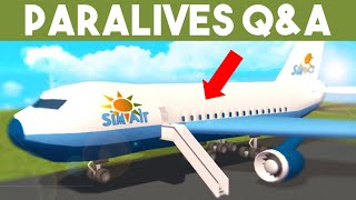 PARALIVES: TRAINS/PLANES, BABY CAR SEATS, WEDDINGS, HOBBIES, & MORE