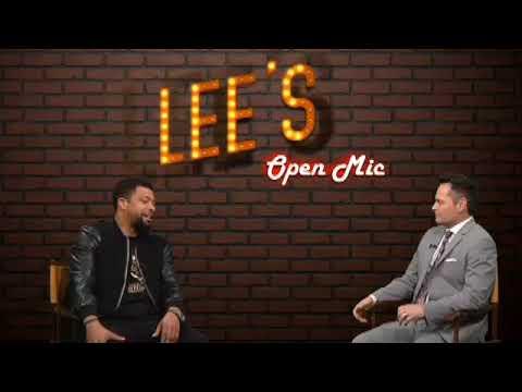 Lee's Open Mic - Deray Davis