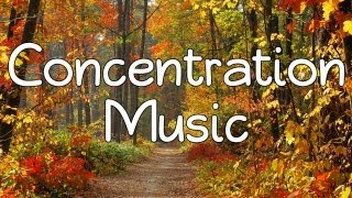 47 Mins of Concentration Music - Relaxation music nature sounds calming & peaceful music rain sounds