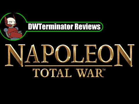 Review - Napoleon: Total War