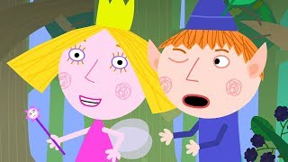 Ben and Holly's Little Kingdom | Lucy's Sleepover | 1Hour | HD Cartoons for Kids