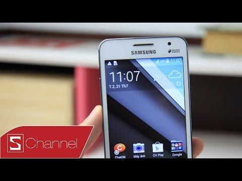 Schannel - Mở hộp Samsung Galaxy Core 2 Dual Sim