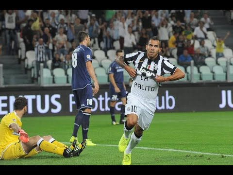 Juventus - Udinese 2-0 (13.09.2014) 2a Andata Serie A.
