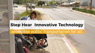 Step-Hear assistive technology for visual impaired people