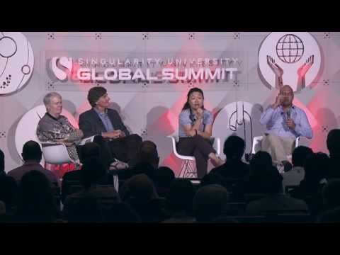 A Conversation About Space | Singularity University Global Summit