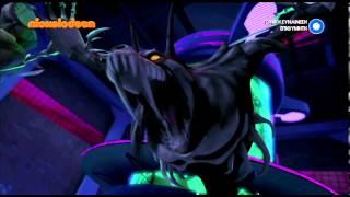 Χελωνονιντζάκια Rahzar [Nickelodeon Greece]