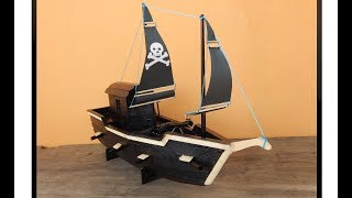 Your DIY Pirate Ship