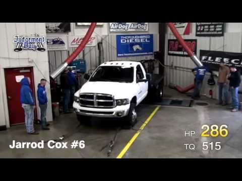 2005 Dodge 3500 - Jarrod Cox Dyno Run