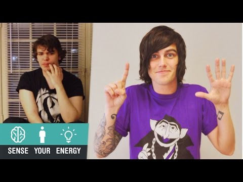 MAKING OUT W/ KELLIN QUINN & my thoughts on PDA || Sense Your Energy