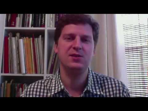 Video Interview with violinist James Ehnes