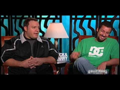 Adam Sandler and Kevin James Interview
