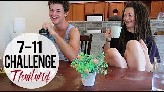 7-11 Challenge | What to Eat, and What NOT to Eat | Phuket, Thailand