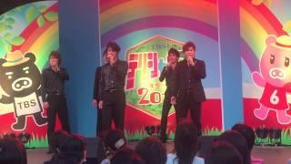LE VELVETS 民衆の歌 赤坂サカス 20150808