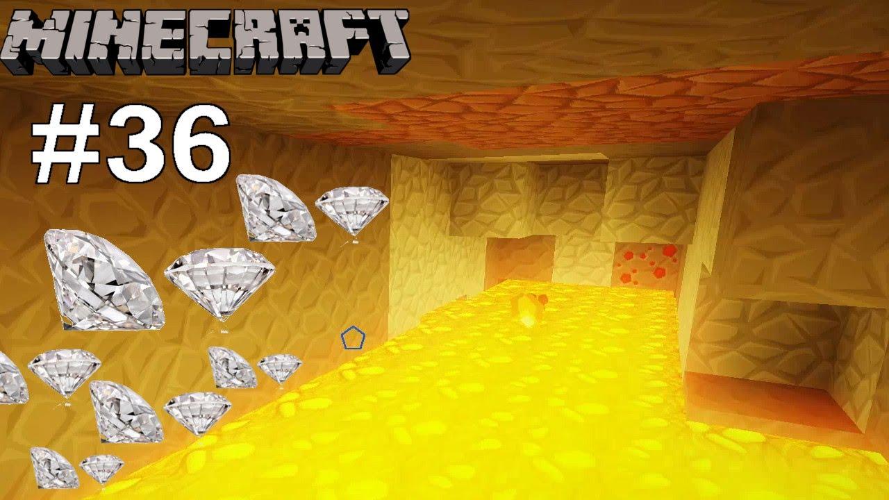 Der boden ist lava 36 minecraft yankeeland youtube for Boden ist lava