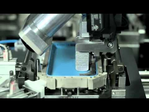How Apple iphone 5C is made in factory