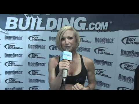 Jamie Eason Bodybuilding.com Interview 2012
