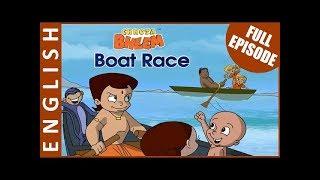 Boat Race  - Chhota Bheem in English