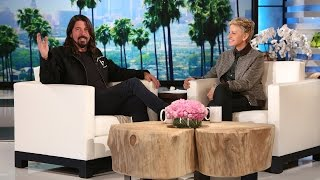 Video Dave Grohl Talks About Being a Parent download MP3, 3GP, MP4, WEBM, AVI, FLV November 2017
