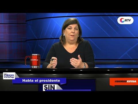 Habla el presidente  - SIN GUION con Rosa María Palacios