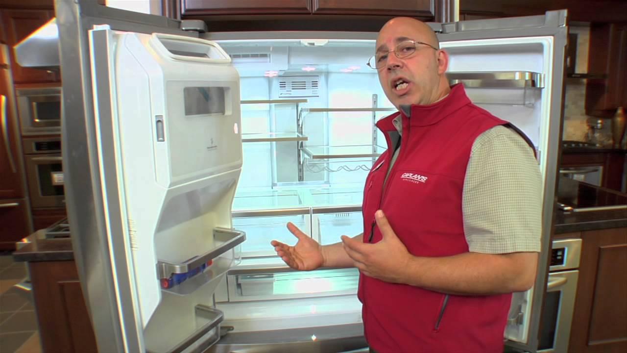 Kitchen Aid French Door Kitchenaid 36 French Door Refrigerator At Caplans Appliances
